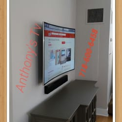 Anthony S Professional Tv Mounting Service 396 Photos