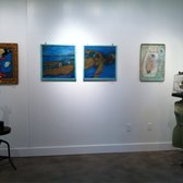 Figments Gallery - Work by Nicolle Nicolle and Sandra Ihly - Wilmington, NC, Vereinigte Staaten