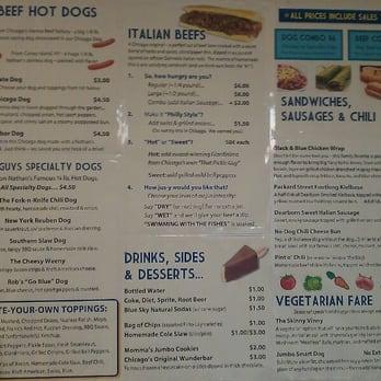 Best Hot Dog Ann Arbor