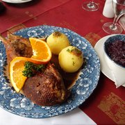 Gaststätte Schloßkrug am Dom, Quedlinburg, Sachsen-Anhalt, Germany