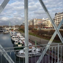 Jardin de l'Arsenal, Paris