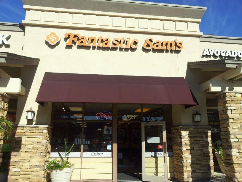 Fantastic sams hair salons hair salons la mesa ca for Sams salon