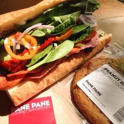 Pane Pane Sandwiches logo