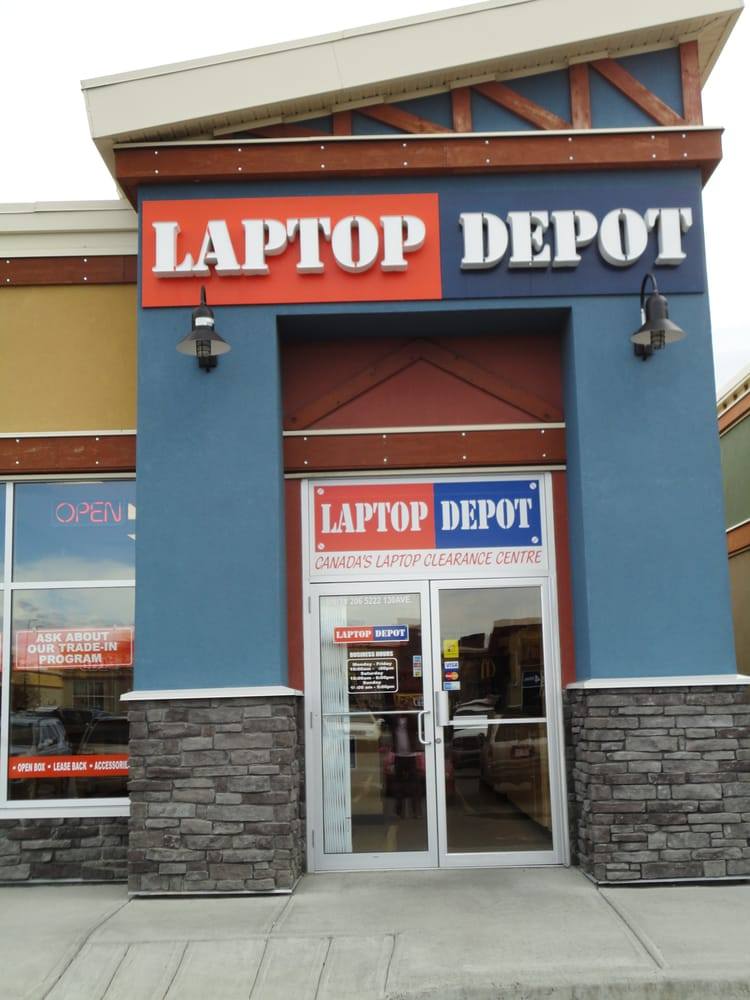 laptop depot lectronique 5222 130 avenue se calgary ab canada avis photos yelp. Black Bedroom Furniture Sets. Home Design Ideas