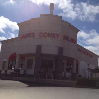 Coney Island Hot Dogs Pasadena Tx