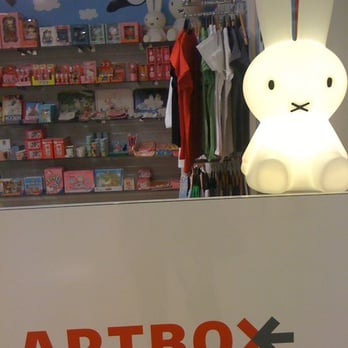 They have Artbox! Kute Korean Stationary. Ah childhood memories! :-)