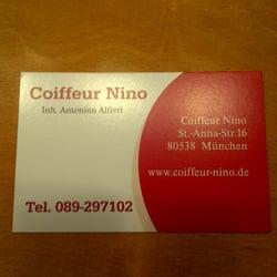 Coiffeur nino, München, Bayern