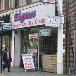 Elegance Drycleaners, London