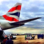 London City Airport, London