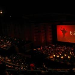 Auditorium de l'Orchestre National de Lyon - Lyon, France. Pixar in concert. Magnifique !