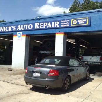 Car Repair Plaza Midwood