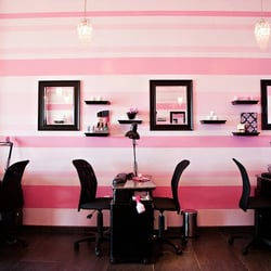 Pink white nail salon closed nail salons southwest for Abc beauty salon