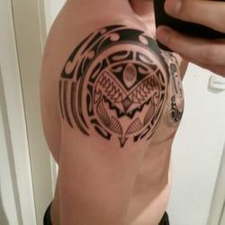 Tattoo by Lila @L.A Art of ink