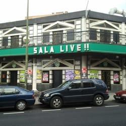 Sala Live!!, Madrid