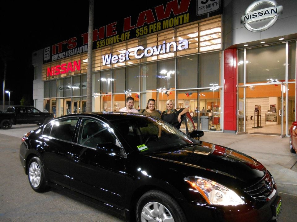 West Covina (CA) United States  city photos : West Covina Nissan West Covina, CA, United States