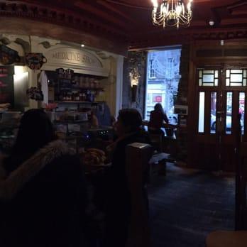 Anita S Cafe Edinburg Menu