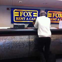 Fox Rent A Car California Reviews