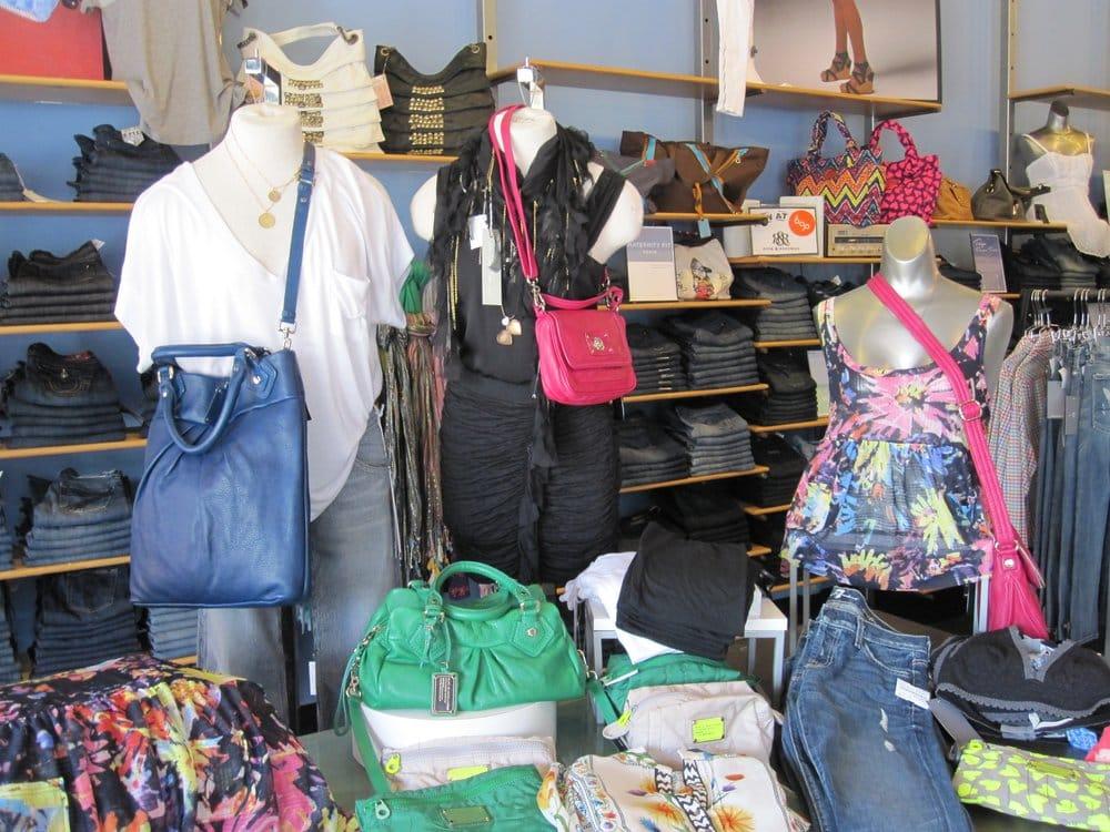 Clothing stores madison wi