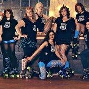 Toronto Roller Derby - 2012 Smoke City Betties - Toronto, ON, Kanada