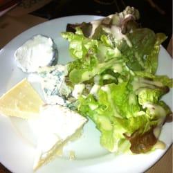 Assiette de fromage solo