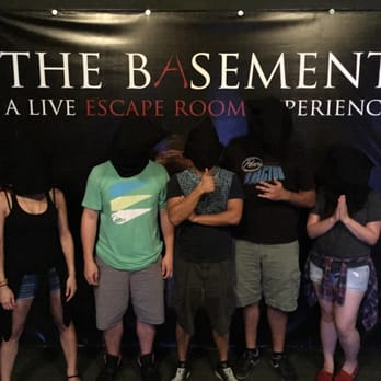 The Basement A Live Escape Room Experience Challenge Courses Sylmar Sylmar Ca Reviews