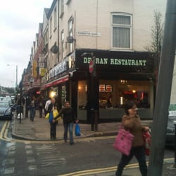 Devran Restaurant, London