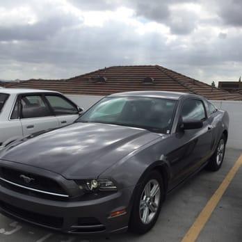 Anaheim Rental Car Cost