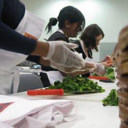 Akhaya cookery school, London