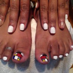 Four seasons nail salon nail salons berkeley ca yelp for 4 season nail salon