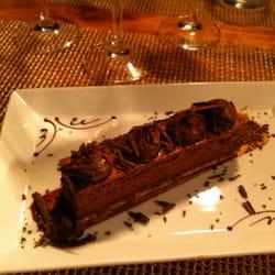 Dacquoise au chocolat - valeur sûre