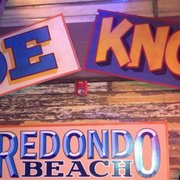 Joe's Crab Shack - Cool waiting area - Redondo Beach, CA, Vereinigte Staaten