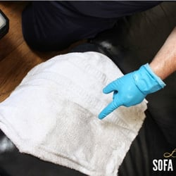 Leather Sofa Cleaning, London