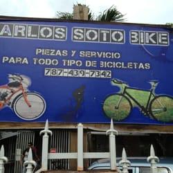 Bikes 4 U Puerto Rico Carlos Soto Bike Sabana Seca