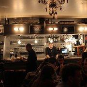 Le bar © Nadia Boukouti