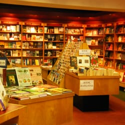 Inside Keohane's Bookshop.
