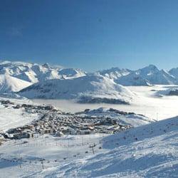 Station de ski de l'Alpe d'Huez, Alpe d'Huez, Isère