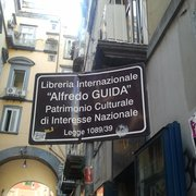 Libreria Guida, Naples, Napoli, Italy