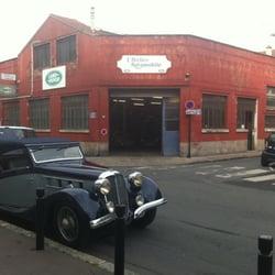 L atelier automobile la garenne colombes hauts de seine for Garage marceau colombes avis