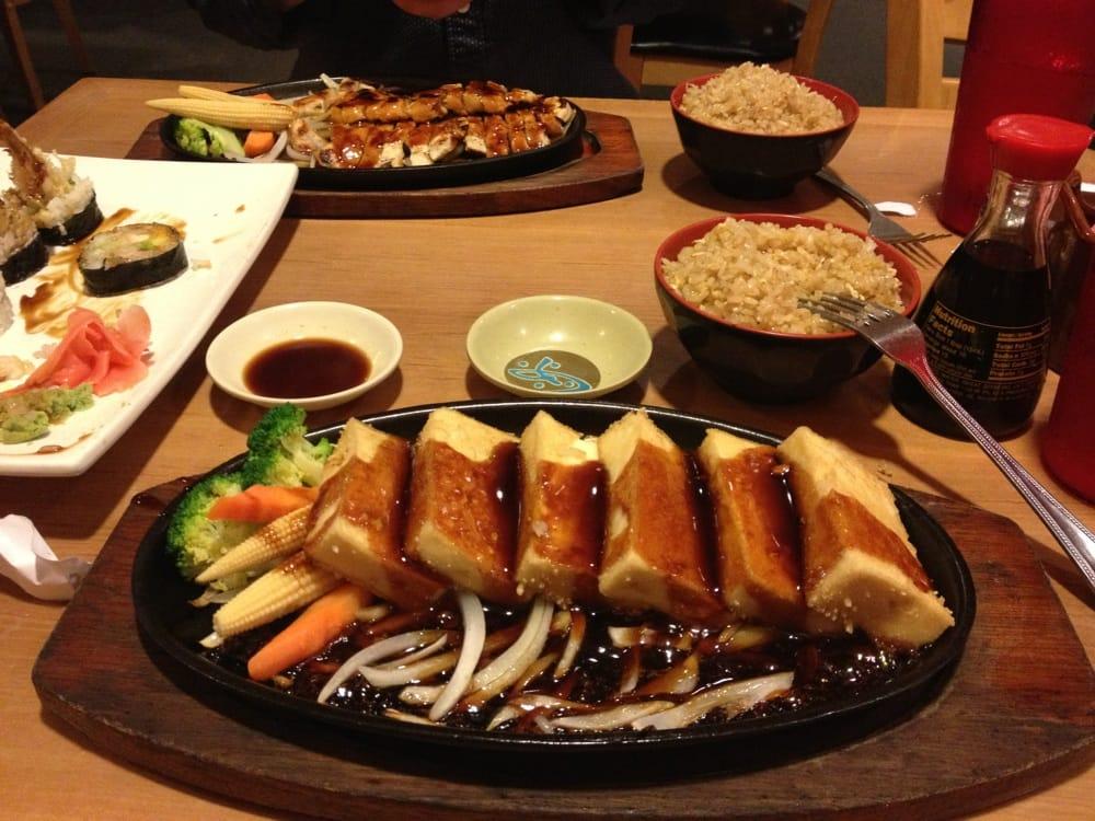 Kyushu hibachi sushi bar closed japanese restaurants for Asian cuisine ithaca
