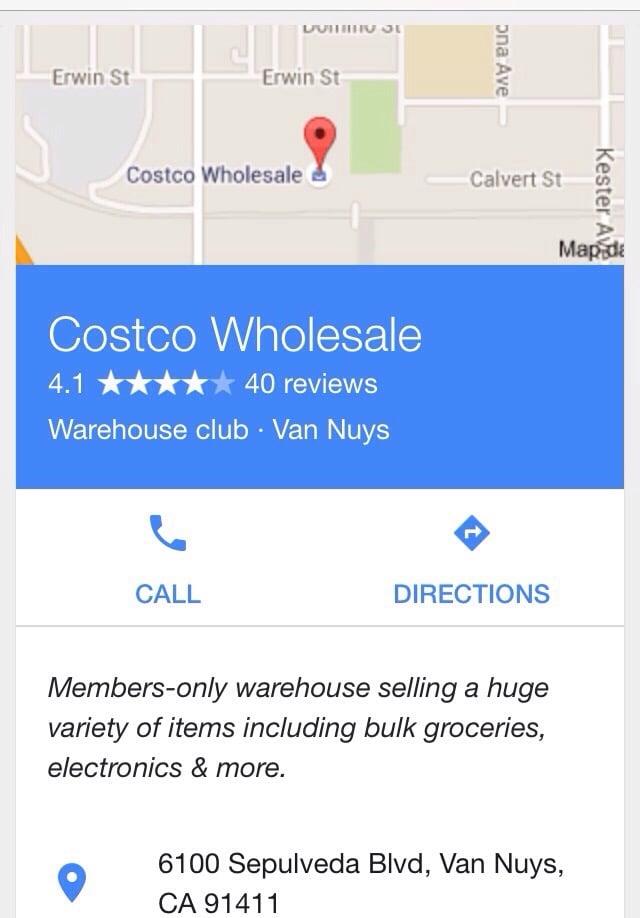 Buy Car Costco Reviews