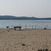 Sonne, Strand und Flatterband, kein…