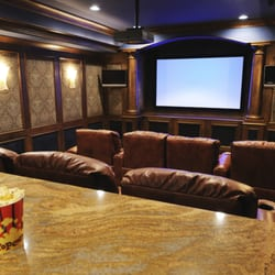 Houston Audio Video Innovations Home Theatre