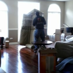 Aaron Bros Moving System Inc Grand Boulevard Chicago