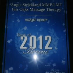 Fair Oaks Massage Therapy logo