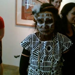 Jean Baptiste Apuatimi of the Tiwi…