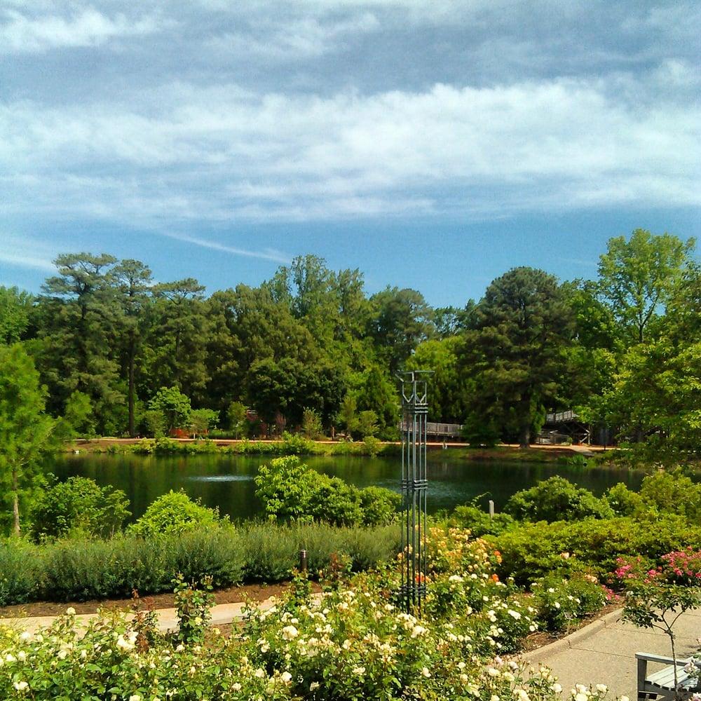 Lewis Ginter Botanical Garden 214 Fotos Museum Lakeside Richmond Va Vereinigte Staaten