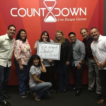 Countdown Live Escape Room Yelp