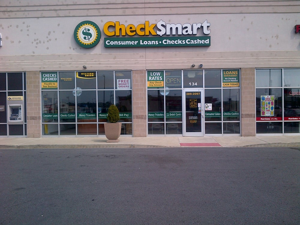 Buckeye checksmart payday