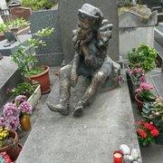 Grabstätte Vaslav Nijinsky