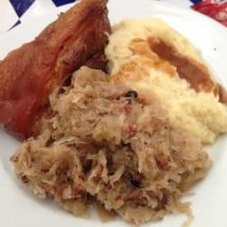 restaurant bausch nzli schweinshaxe pork knuckle z rich schweiz. Black Bedroom Furniture Sets. Home Design Ideas